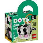 41930 LEGO® DOTS Bag Tag Panda