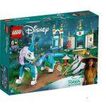 43184 LEGO® Disney™ Raya and Sisu Dragon