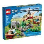 60302 LEGO® CITY Wildlife Rescue Operation