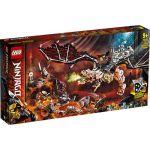 71721 LEGO® NINJAGO Skull Sorcerer's Dragon