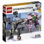 75973 LEGO® OVERWATCH® D.Va & Reinhardt