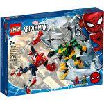 76198 LEGO® Super Heroes Spider-Man Doctor Octopus Mech Battle