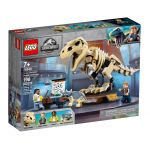 76940 LEGO® JURASSIC WORLD T. rex Dinosaur Fossil Exhibition