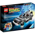 21103 LEGO® EXCLUSIVE CUUSOO The DeLorean time machine