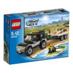 60058 LEGO® CITY SUV with Watercraft