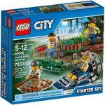 60066 LEGO® CITY Swamp Police Starter Set