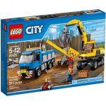 60075 LEGO® CITY Excavator and Truck