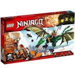 70593 LEGO® NINJAGO™ The Green NRG Dragon