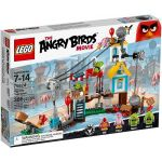 75824 LEGO® Angry Birds™ Pig City Teardown