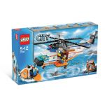 7738 LEGO® CITY Helicopter & Raft
