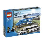 3222 LEGO® CITY Helicopter and Limousine