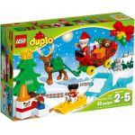 10837 LEGO® DUPLO® Santa's Winter Holiday