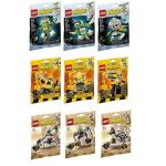 LEGO® Mixels Mixed Batch (9 Packs 41527 - 41529  41536 - 41538  41545 - 41547)