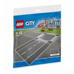 7280 LEGO® Straight and Crossroad Plates