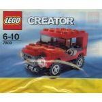 7803 LEGO® CITY Jeep