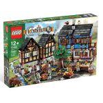 10193 LEGO CASTLE Medieval Market Village