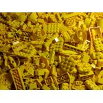1kg Lots of Pre-Owned YELLOW LEGO®  (PRE-OWNED)