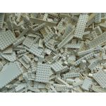 1kg Lots of Pre-Owned WHITE LEGO®  (PRE-OWNED)