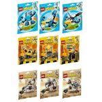 LEGO® Mixels Mixed Batch (9 Packs 41509 - 41511  41536 - 41538  41545 - 41547)