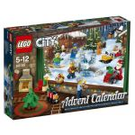 60155 LEGO® CITY Advent Calendar 2017