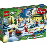 60268 LEGO® CITY Advent Calendar 2020