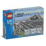 7895 LEGO® TRAINS Switching Tracks