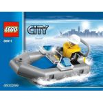 30011 LEGO® CITY Police Dinghy