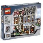 (CREASE ON BOX) 10218 LEGO® EXCLUSIVE CITY Pet Shop