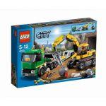 4203 LEGO® MINING CITY Excavator Transport