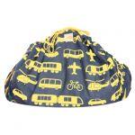 Brikbag Storage Sack (Yellow City)