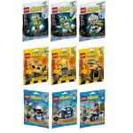 LEGO® Mixels Mixed Batch (9 Packs 41527 - 41529 41545 - 41547 41554 - 41556)