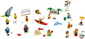 60153 LEGO® CITY People Pack - Fun at the Beach