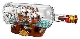 21313 LEGO® IDEAS Ship in a Bottle