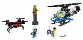 60207 LEGO® CITY Sky Police Drone Chase