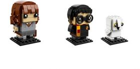 LEGO® BRICKHEADZ Harry Potter™ 41615 - 41616