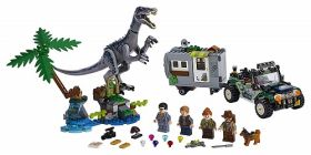 75935 LEGO® JURASSIC WORLD Baryonyx Face-Off: The Treasure Hunt