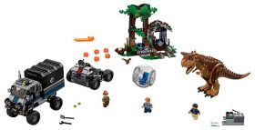 75929 LEGO® Jurassic World Carnotaurus Gyrosphere