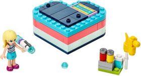 41386 LEGO® FRIENDS Stephanie's Summer Heart Box