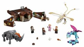 75952 LEGO® Harry Potter™ Newt´s Case of Magical Creatures