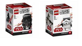 LEGO® BRICKHEADZ Star Wars™ 41619 - 41620