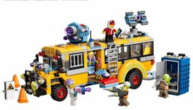 70423 LEGO® HIDDEN SIDE™ Paranormal Intercept Bus 3000
