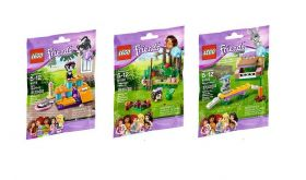 LEGO® FRIENDS (3 Packs 41018  41020 41022)