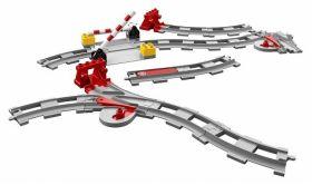 10882 LEGO® DUPLO® Train Tracks
