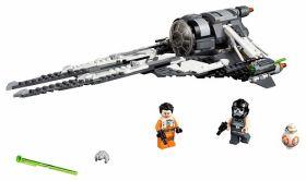 75242 LEGO® STAR WARS® Black Ace TIE Interceptor