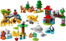 10907 LEGO® DUPLO® World Animals