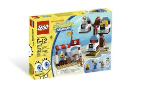 3816 LEGO® SPONGEBOB SQUAREPANTS™ Glove World