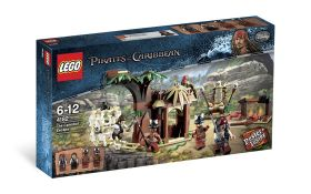 4182 LEGO® PIRATES OF THE CARRIBBEAN™ The Cannibal Escape