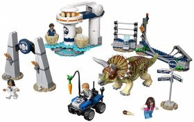 75937 LEGO® JURASSIC WORLD Triceratops Rampage