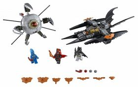 76111 LEGO® SUPER HEROES Batman™: Brother Eye™ Takedown