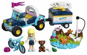 41364 LEGO® FRIENDS Stephanie's Buggy & Trailer